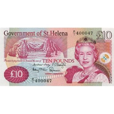Saint Helena 10 Pounds 2012...