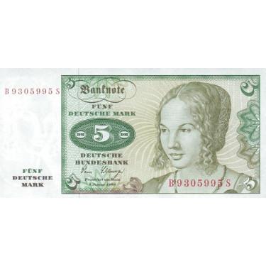 Germany 5 Deutsche Mark...