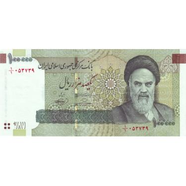 Iran 100 000 Rials ND 2010...