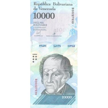Venezuela 10000 Bolivares...