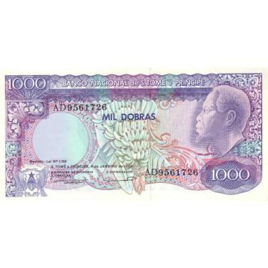 Sao Tome e Principe 1000...