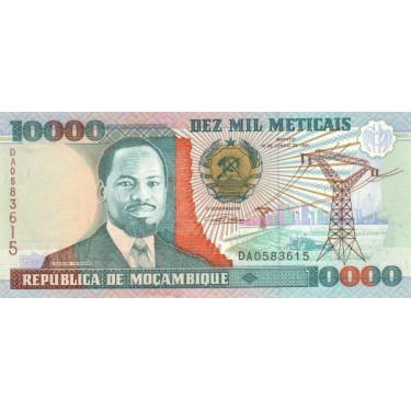Mozambique 10000 Meticais...