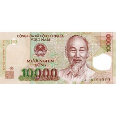 Vietnam 10000 Dong 2008 P-119c