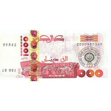 Algeriet 1000 Dinars 2005...