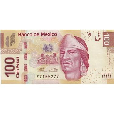 Mexico 100 Pesos 2012 P-124r