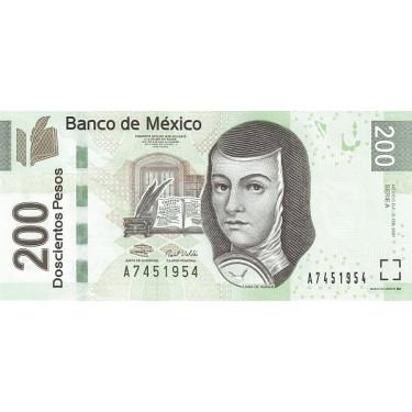 Mexico 200 Pesos 2007 P-125a