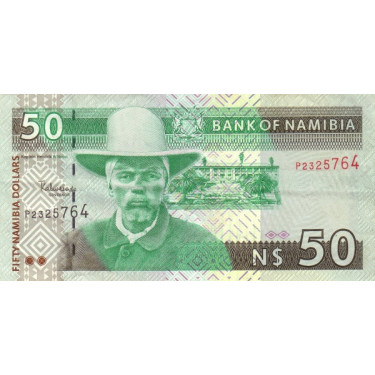 Namibia 50 Dollars P-7a