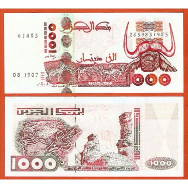 Algeriet 1000 Dinars 1998...