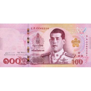 Thailand 100 Baht 2018 P-137a