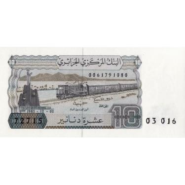 Algeriet 10 Dinars 1983...