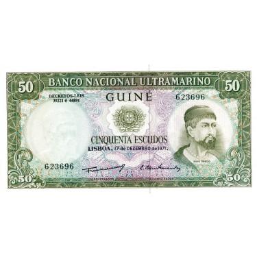 Portuguese Guinea 50...