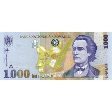 Rumänien 1000 Lei 1998 P-106