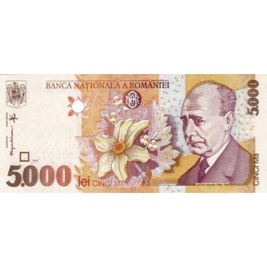 Rumänien 5000 Lei 1998 P-107b