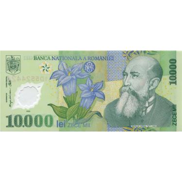 Rumänien 10000 Lei 2000...