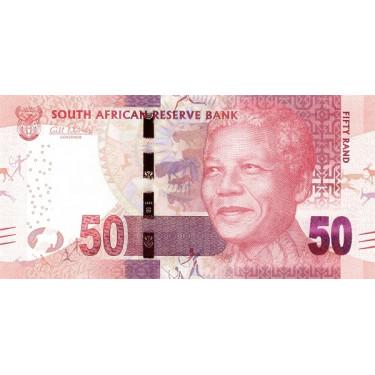 Sydafrika 50 Rand ND...