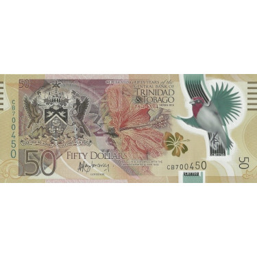 Trinidad och Tobago 50...