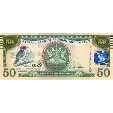 Trinidad and Tobago 50...