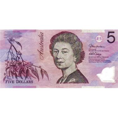 Australia 5 Dollars 2006 P-57d