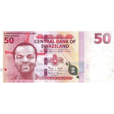 Swaziland 50 Emalangeni...