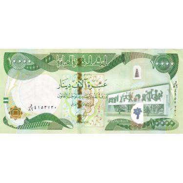 Iraq 10.000 Dinars 2013 P-101a