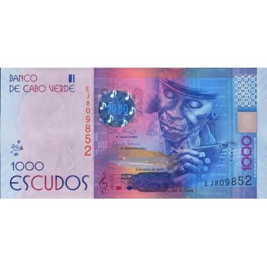 Kap Verde 1000 Escudos 2014...