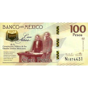 Mexico 100 Pesos 2016 P-130d