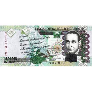 Sao Tome e Principe 100 000...