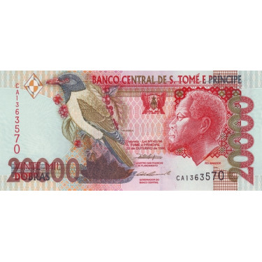 Sao Tome e Principe 20 000...