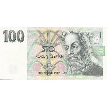 Czechia 100 Korun 1997 P-18e