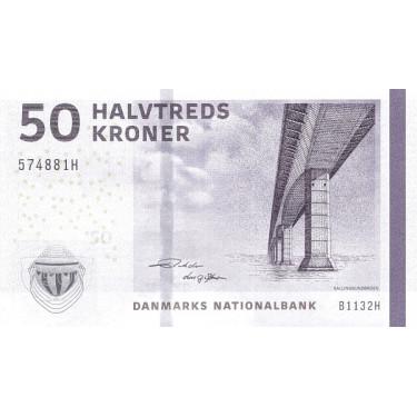 Denmark 50 Kroner 2013 P-65f4