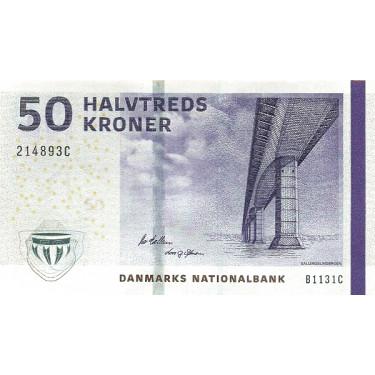 Denmark 50 Kroner 2013 P-65f3