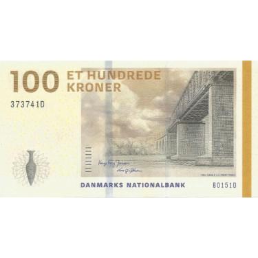 Danmark 100 Kroner 2015 P-66d1