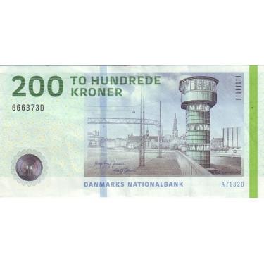 Danmark 200 Kroner 2016 P-67f3