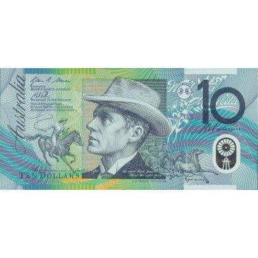 Australia 10 Dollars 2013...