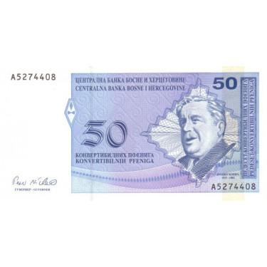 Bosnien Hercegovina 50...