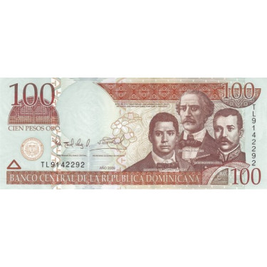 Dominikanska Republiken 100...