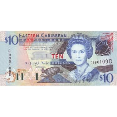 Eastern Caribbean 10...