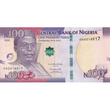 Nigeria 100 Naira 2019 P-41