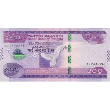 Etiopien 200 Birr 2020 P-new
