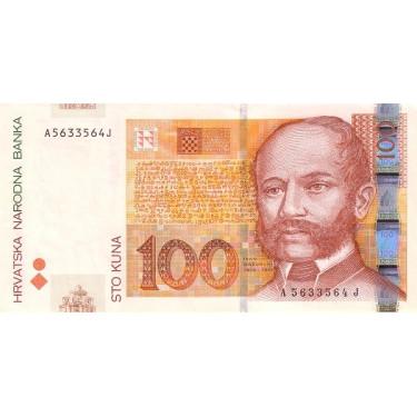 Kroatien 100 Kuna 2002 P-41a