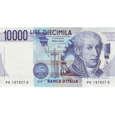 Italien 10 000 Lire 1984...