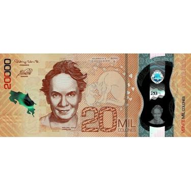 Costa Rica 20000 Colones...