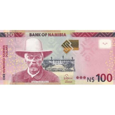 Namibia 100 Dollars 2018 P-14