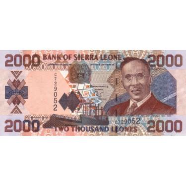 Sierra Leone 2000 Leones...