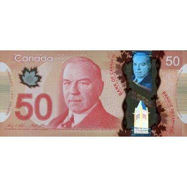 Canada 50 Dollars 2015 P109b