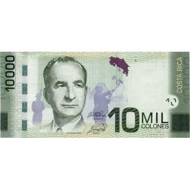 Costa Rica 10000 Colones...