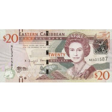 Eastern Caribbean 20...