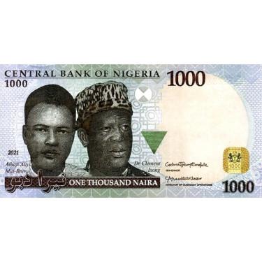 Nigeria 1000 Naira 2021P-36