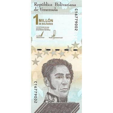 Venezuela 1 000 000...