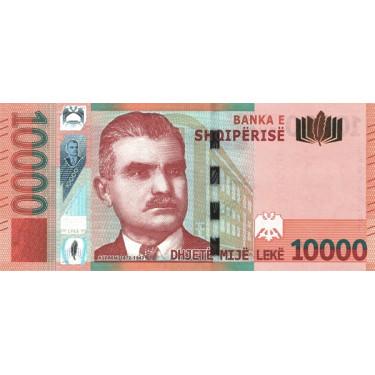 Albania 10000 Leke 2021 P-new